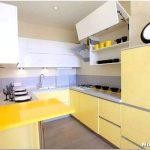 Принципы реализации дизайна кухни в стиле минимализм