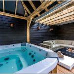 Наслаждение для души и тела – аквапарк на заднем дворе вашего дома от студии centric design group