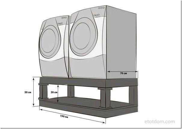 Шаг 1 — Монтируем небольшой прочный и устойчивый «подиум» и фиксируем технику. Подиум будет представлять собой две направляющие с поперечинами. Чем больше поперечин, тем большей жесткости конструкции удастся добиться