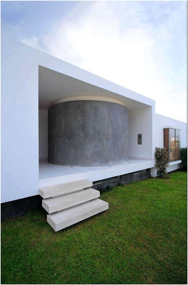 дизайн дома в перу