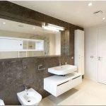 Оригинальный интерьер стильных лофт-апартаментов с плавными формами в исполнении студии a1 architects, прага, чехия