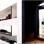 Изысканный дизайн-проект: модный мужской бутик wooyoungmi