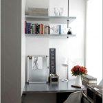 Креативные идеи экономии пространства для домашнего офиса – фото и примеры