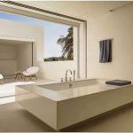 Потрясающий дизайн-проект огромной фешенебельной резиденции в минималистском стиле