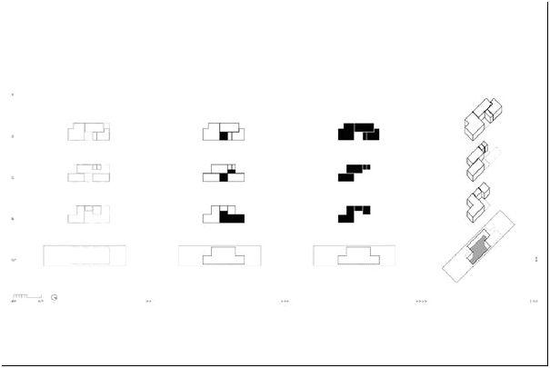 План особняка Totem House в Торонто