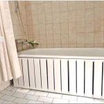 Шторы для ванной (50 фото): разновидности