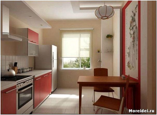 кухня 10 квадратов дизайн фото