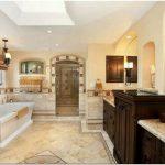 Дизайн ванной в классическом стиле 120 фото