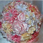 Изготовление топиария из цветов (100 фото)