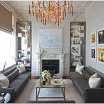 Современный интерьер гостиной: фото проектов, оформленных в разных стилях