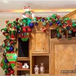 Как украсить дом гирляндой — 27 идей