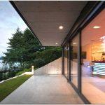 Роскошный семейный отель lakeside house — уникальная работа от spado architects, каринтия, австрия