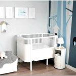 Спокойный и элегантный скандинавский стиль в изысканном интерьере для детской комнаты