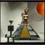Экзотика солнечной африки, воплощенная в дизайне витрины liberty decorative arts windows