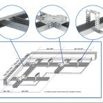 Потолки из гипсокартона — правильный расчет и фото