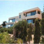 Добро пожаловать на ибицу! элегантная белоснежная вилла в райском уголке испании
