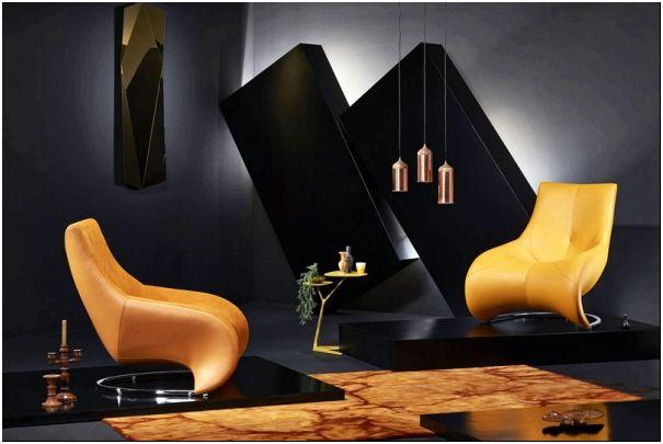 мягкая мебель для гостиной - 27