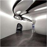Невероятный и современный салон элитной сантехники roca london gallery от zaha hadid architects, chelsea harbour, англия