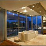 Проект дома из бетона и стекла от нико ван дер меллена