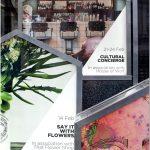 Оградите себя от шума городской среды вместе с деревенскими мотивами, воплощенными в дизайне витрины diesel village windows, являющейся творением студии xag, лондон