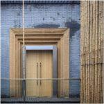 Оригинальный дом на воде bamboo house courtyard — единение с природой от harmony world consulting #038; design, китай
