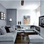 Необычное оформление квартиры-студии