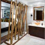 15 Идей дизайна интерьера с использованием фактурного бамбука
