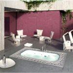 Оживите интерьер ванной с джакузи arima от арт-студии fabulous spa