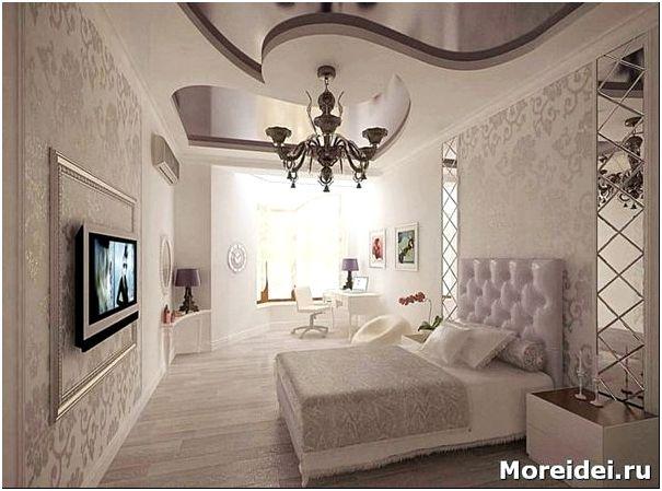 Идеи дизайна спальни для девушки
