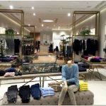 Отражение облика современного стамбула в дизайне магазина женской одежды ipekyol