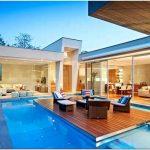Незабываемый дизайн частной резиденции с потрясающим бассейном от canny, кентербери, австралия