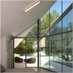 С милым рай и под землей: неожиданный проект edgeland house от bercy chen, остин, сша