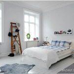 Спальня в скандинавском стиле — 35 идей дизайна