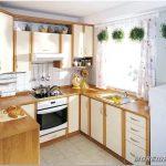 Дизайн кухни 6 кв.м — 25 фото