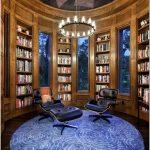 Полки для книг или эксклюзивный интерьер заурядной комнаты