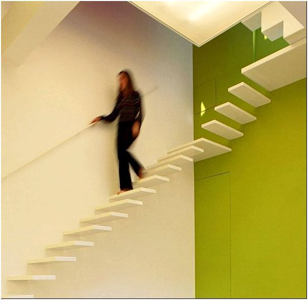 Maison NW - студия архитектора Натали Уолберг, Сент-Уан, Франция