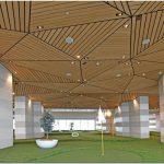 Потрясающий дизайн-проект фешенебельного отеля sapphire turkey в модернистском стиле