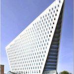 Современное здание муниципалитета от rudy uytenhaak architects, гаага, нидерланды