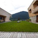 Элегантная итальянская резиденция: живописный ландшафт и природные материалы