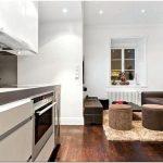 Оазис умиротворяющего спокойствия – удивительный скандинавский дизайн малогабаритной квартиры в 43 кв. м