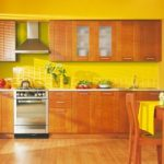 Выбор материала для кухни