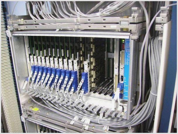 Монтаж и обслуживание слаботочных и оптических сетей
