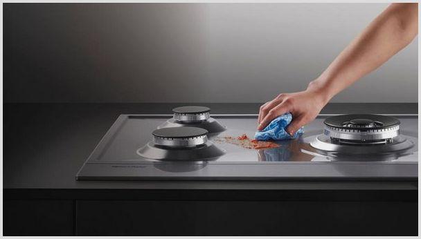 Как выбрать средство по уходу за плитой