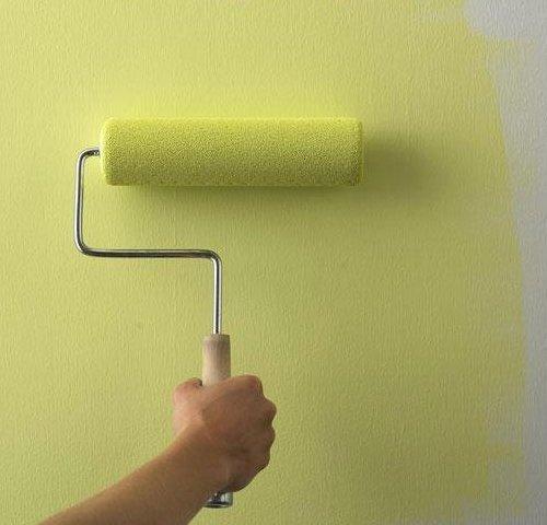 Какую краску выбрать для покраски стен