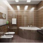 Как выбрать светильник в ванную