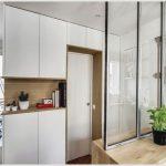 Интерьер крохотной «однушки» однокомнатная квартира и ее преображение!