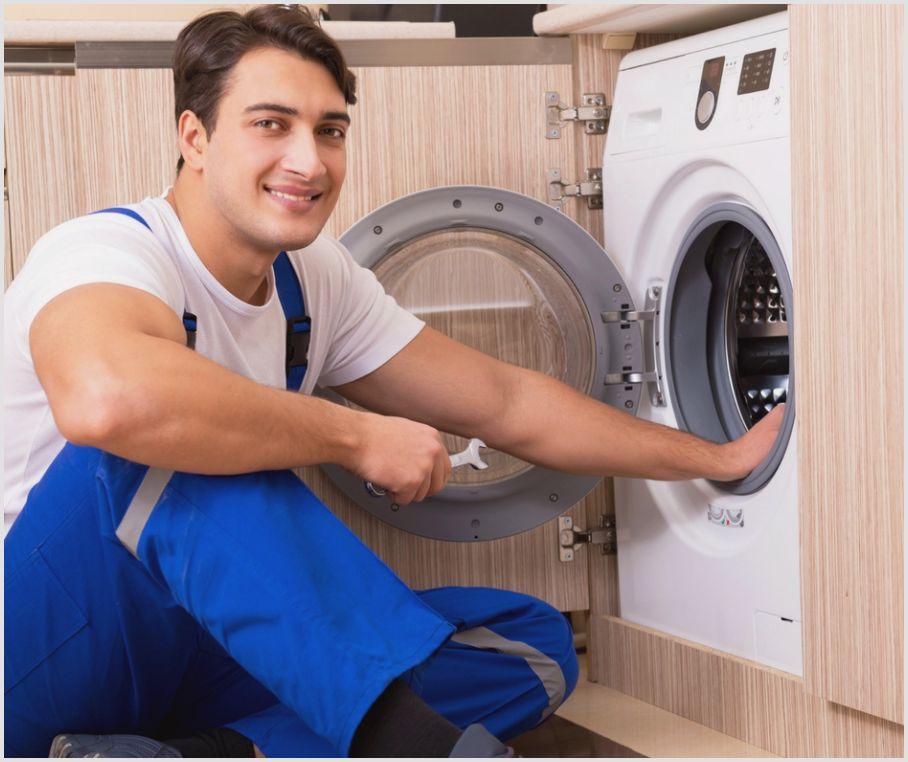 зависает отжим на стиральной машине