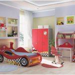 Особенности выбора мебели для детской комнаты