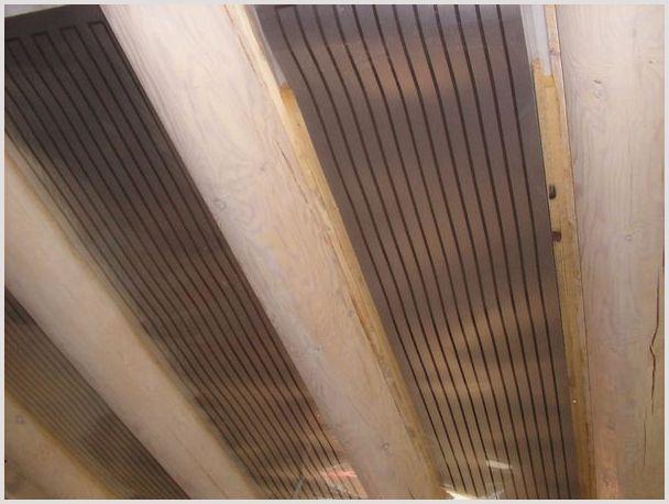 инфракрасное потолочное отопление дома