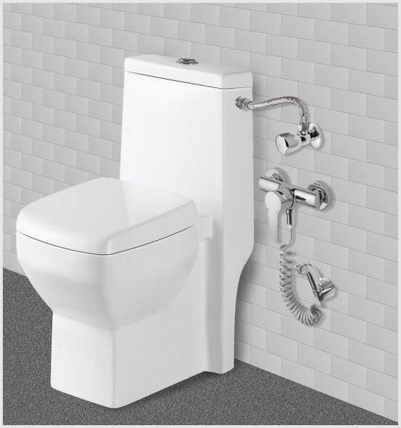 гигиенический душ в туалете фото